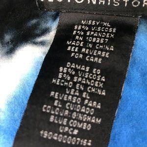 Design History Dresses - Women's Tie Dye Dress Size XL Design History